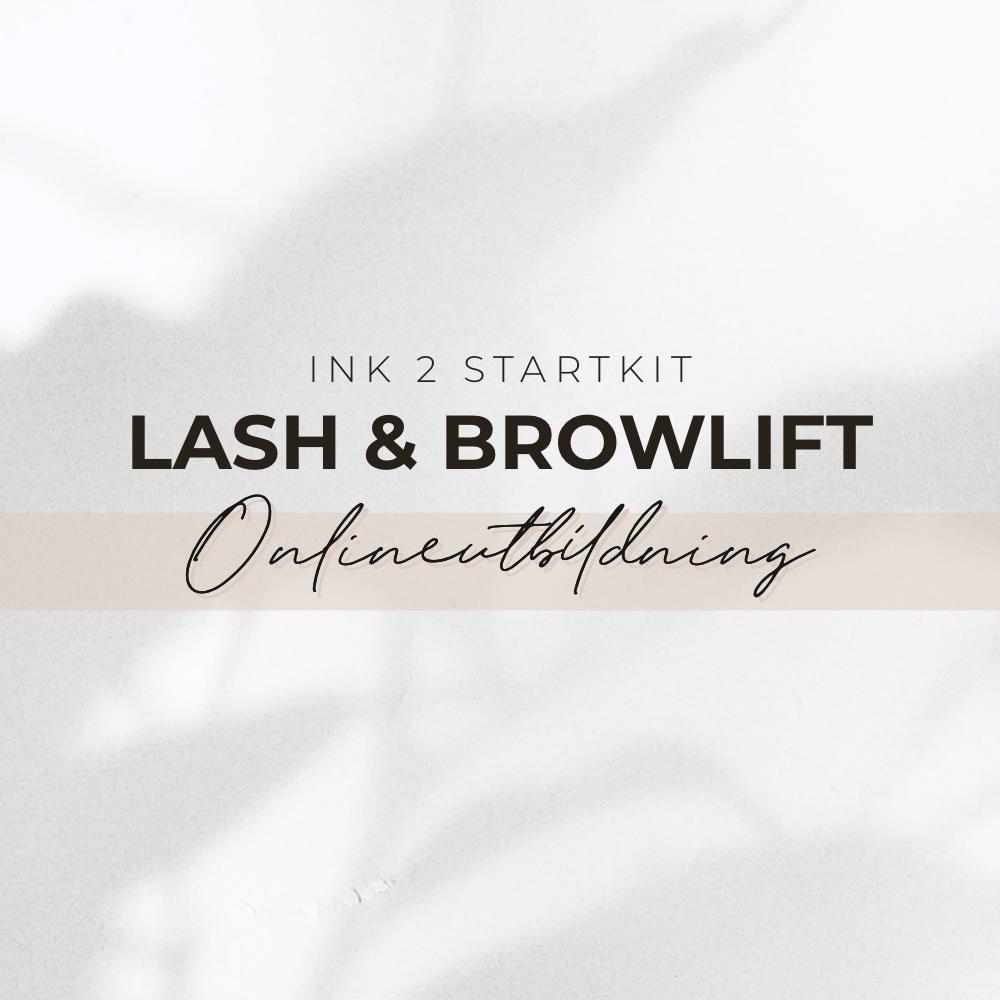 Paketutbildning - Jorat cosmetics lash & browlift lamination Online