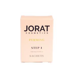 Lashlift Perming lotion- Jorat Cosmetics (snabbverkande lashlift serie)