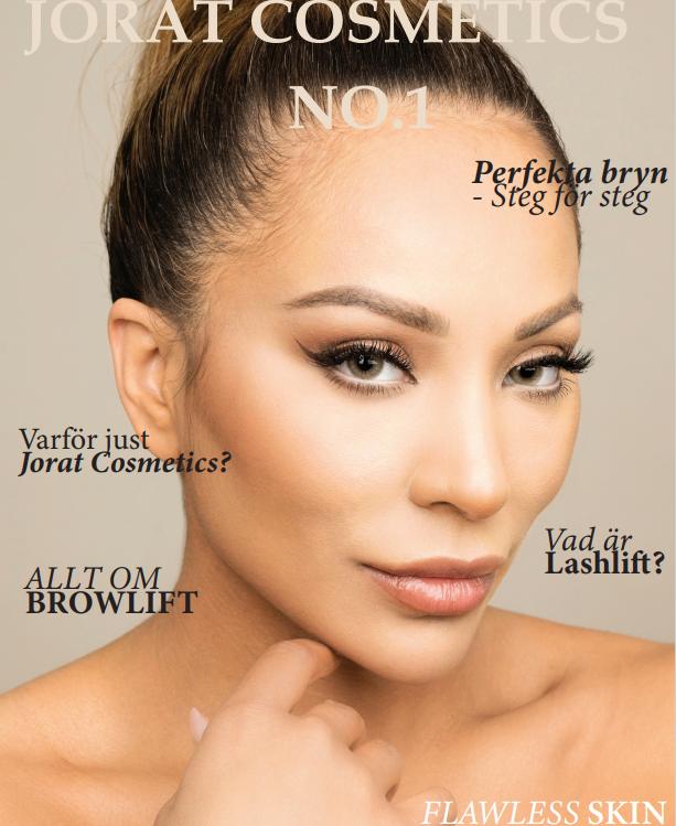 Jorat Cosmetics Magasine No.1