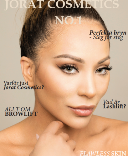 Jorat Cosmetics Magasine No.1