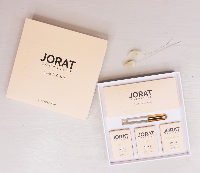LASHLIFT KIT 0.2 - Jorat cosmetics