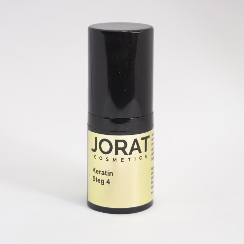 Lashlift Keratin - Steg 4 - Jorat Cosmetics