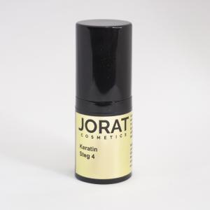 Jorat Cosmetics Lashlift Keratin, Steg 4