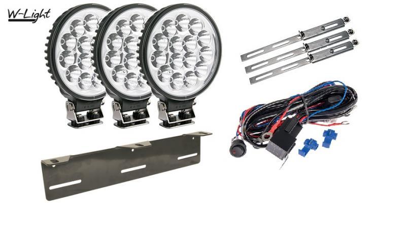 W-light Lightning 175 Paketpris
