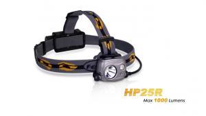 Fenix HP25R Usbladdning