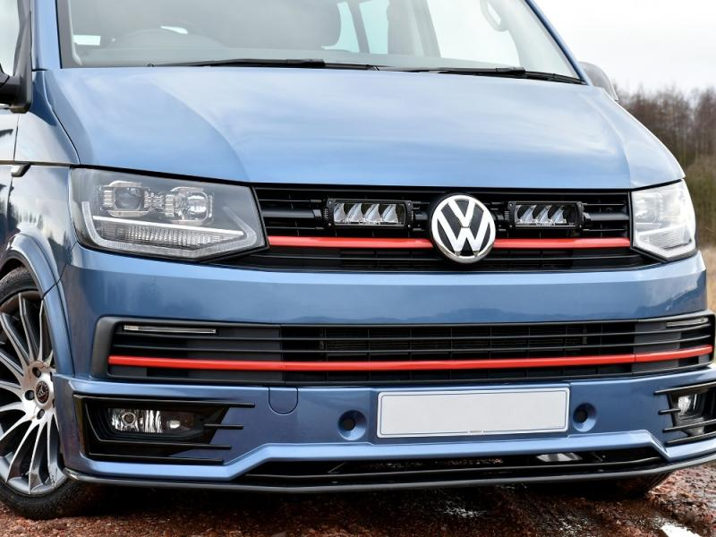 Lazer led grillkit VW T6