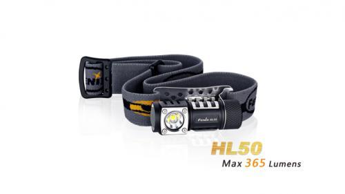 FENIX PANNLAMPA HL50 365LM
