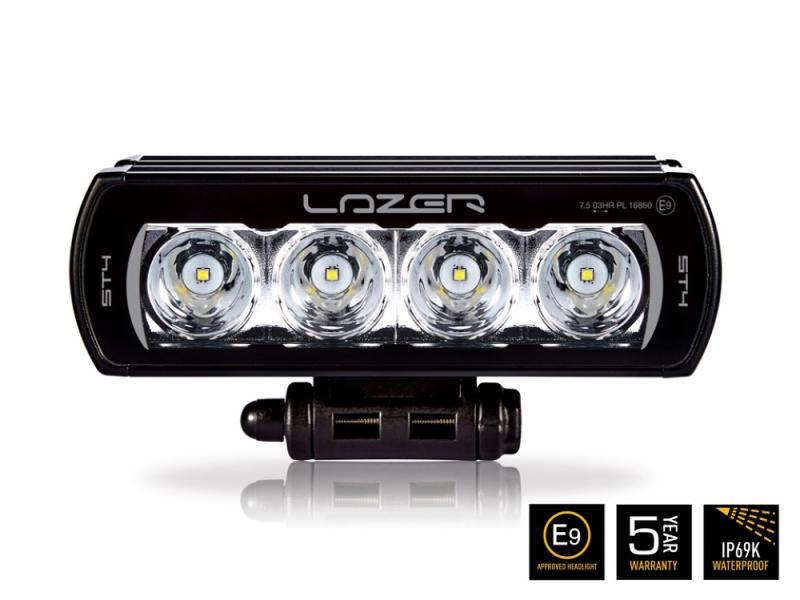 Lazer ledramp ST4 evolution