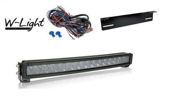 Ledramp Paket W-light Comber 550