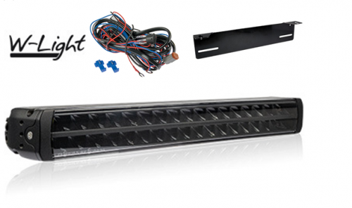 W-light Impulse extraljusramp 180W Paketpris