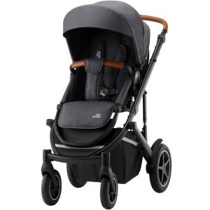 Britax Smile lll Sittvagn Midnight Grey
