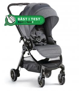 Baby Jogger City Tour Lux Ash