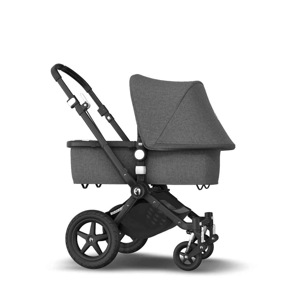 Bugaboo Cameleon 3 Plus Black Grey Melange