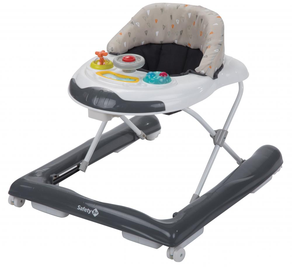 Safety 1st Gåstol / Baby Walker Bolid Warm Gray