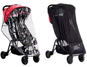 Mountain Buggy Nano Allväders Pack