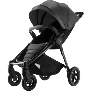 Britax B-Motion 4 Plus Komplett Black Denim