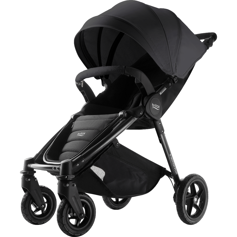 Britax B-Motion 4 Plus Komplett Cosmos Black
