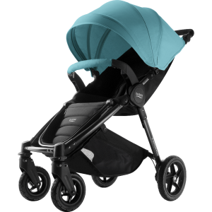 Britax B-Motion 4 Plus Komplett Lagoon Green