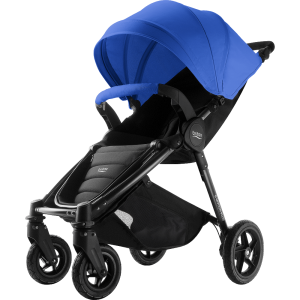 Britax B-Motion 4 Plus Komplett Ocean Blue