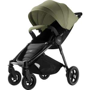 Britax B-Motion 4 Plus Komplett Olive Green