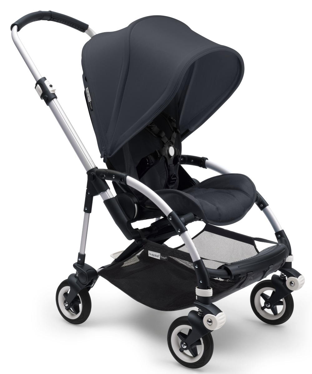 Bugaboo Bee 5 Alu Steel Blue