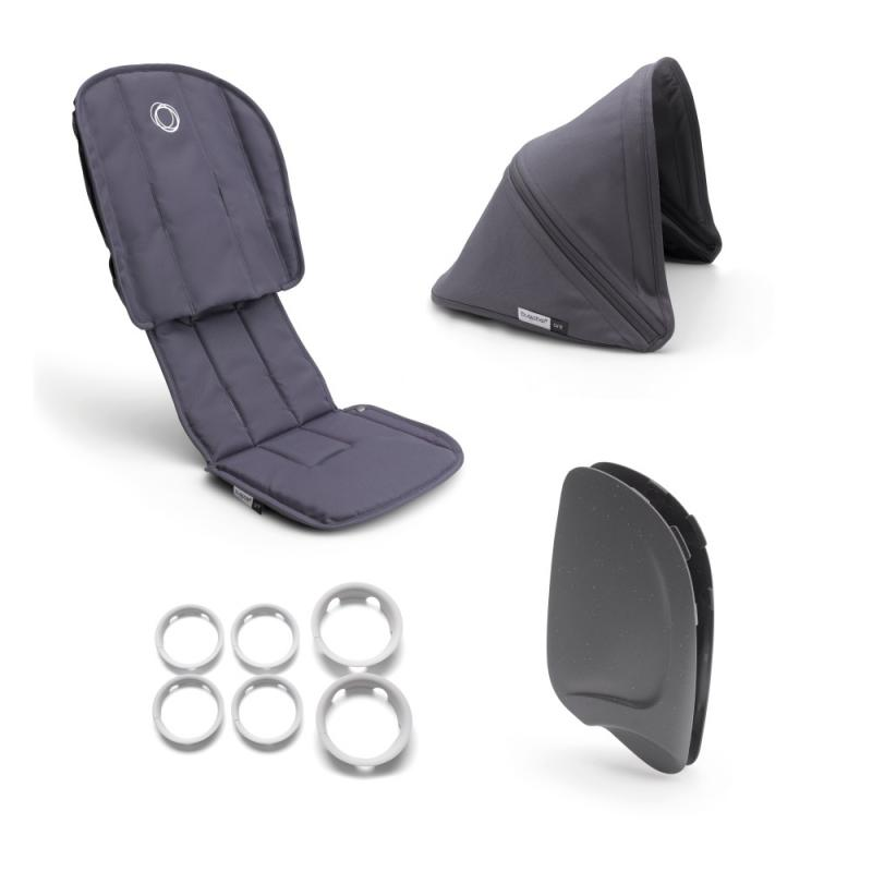 Bugaboo Ant Style Set Steel Blue