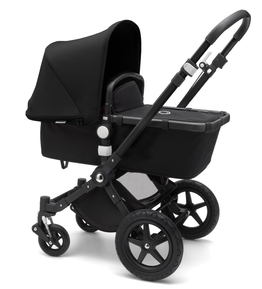 Bugaboo Cameleon 3 Plus Barnvagn All Black