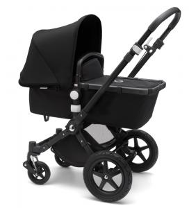 Bugaboo Cameleon³ Plus All Black Komplett