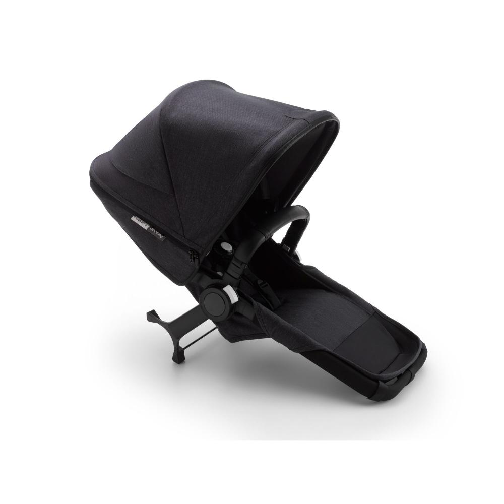 Bugaboo Donkey 3 komplett duo extension set Washed Black