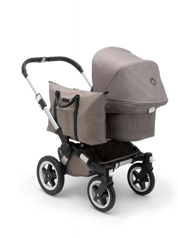 Bugaboo Donkey 2 Mono Taupe Mineral Collection Alu chassi