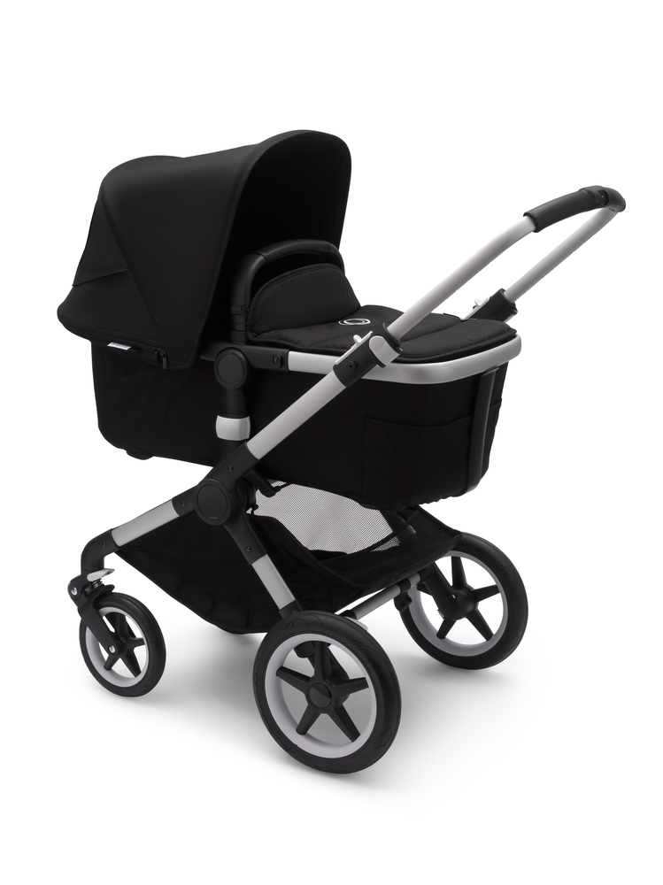Bugaboo Fox 2 Alu Bas Black