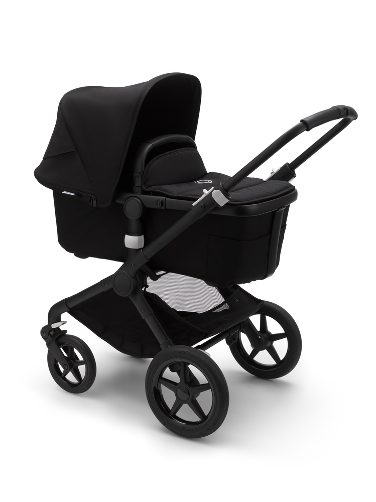 Bugaboo Fox 2 Black Bas Black