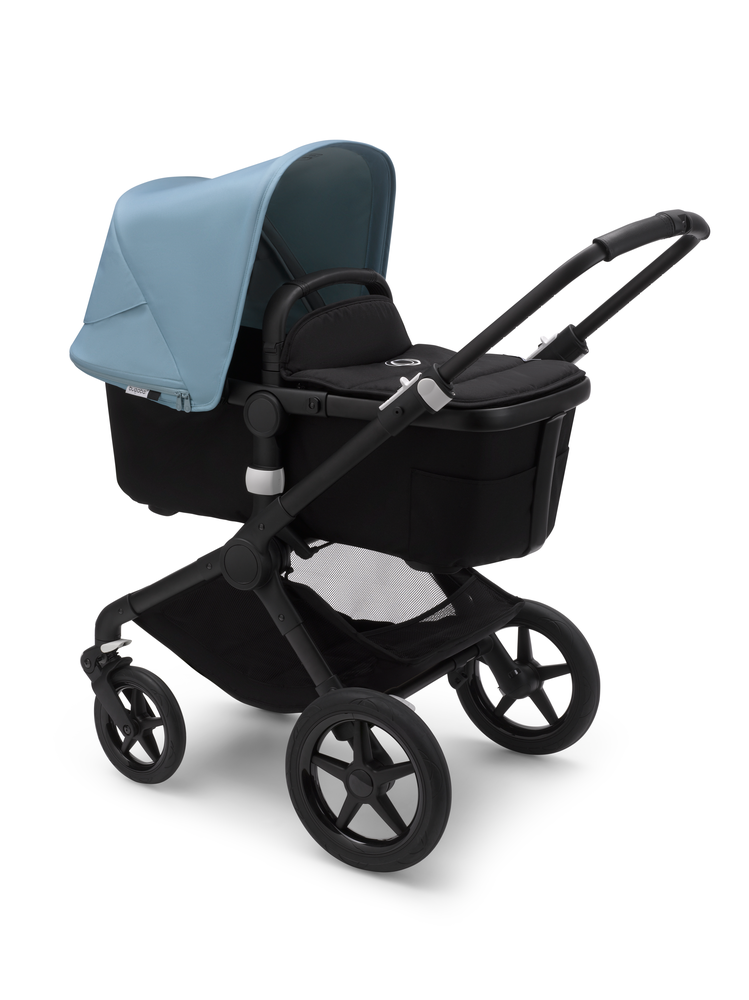 Bugaboo Fox 2 Black Bas Vapor Blue
