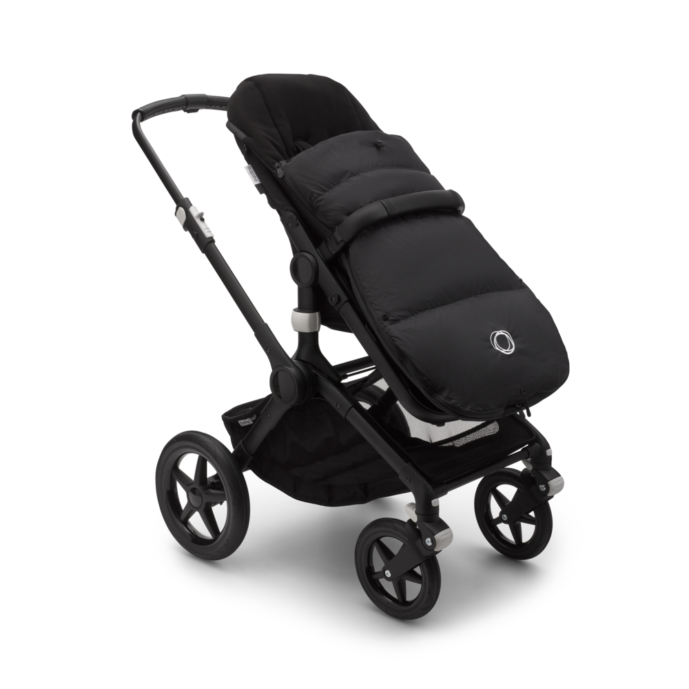 Bugaboo High Performance+ Svart Åkpåse