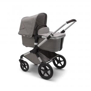 Bugaboo Fox 2 Light Grey Barnvagn