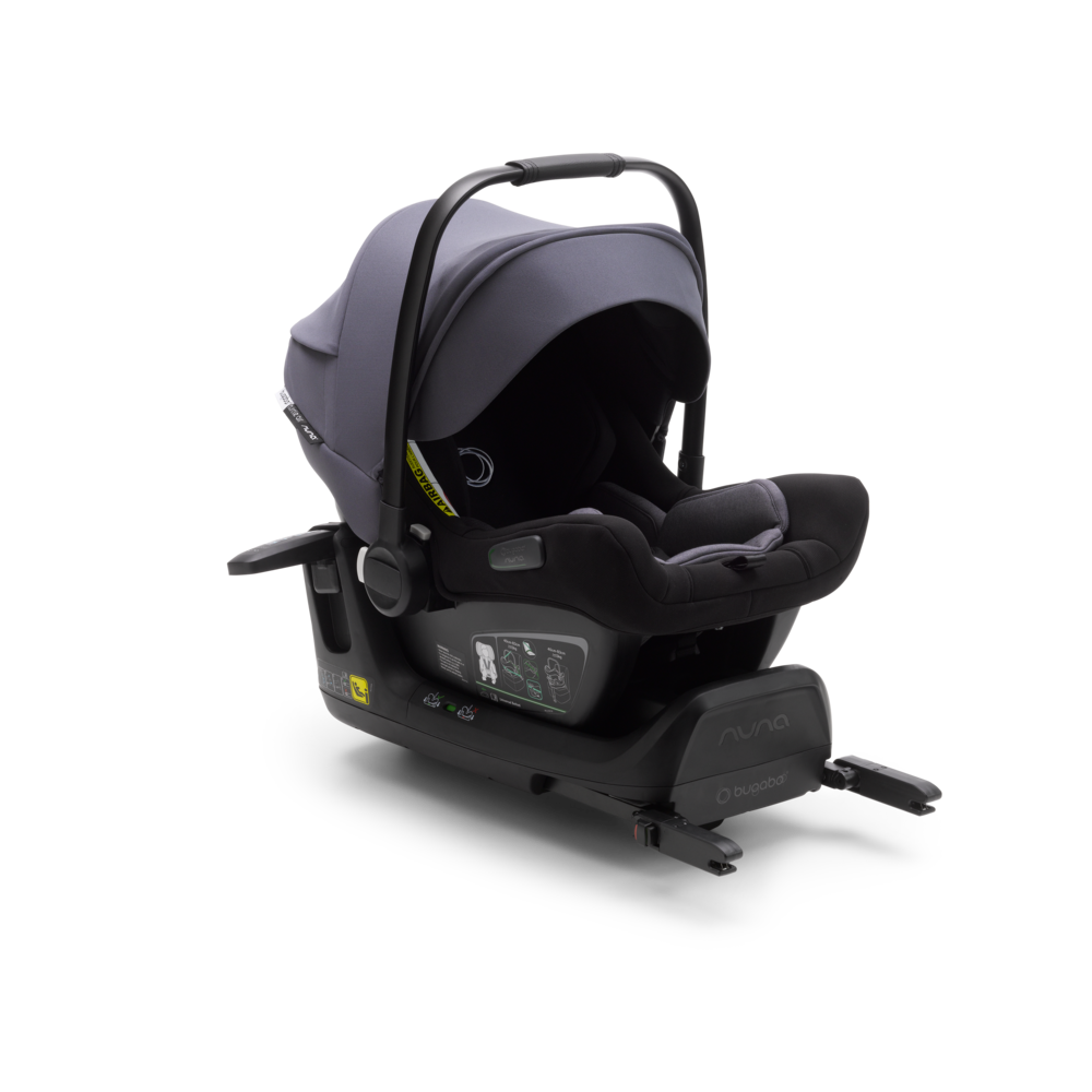 Bugaboo Turtle Air Steel Blue + Isofix Wingbase