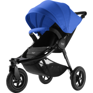 Britax B-Motion 3 Plus Ocean Blue