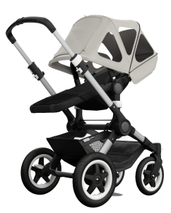 Bugaboo Buffalo Breezy Arctic Grey