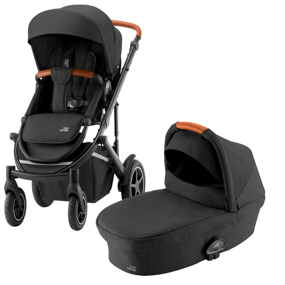 Britax Smile III Space Black Brown