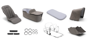 Bugaboo Fox Style Set Mineral Collection Taupe