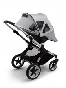 ​Bugaboo Fox 2 Breezy Solsufflett Misty Grey