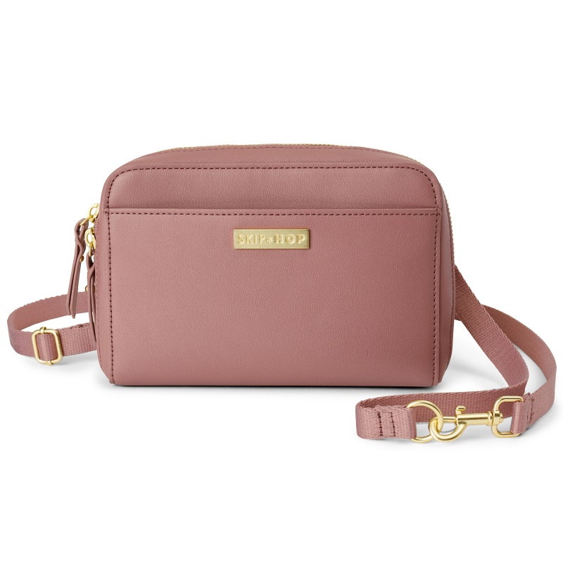 Skip Hop Greenwich  Hip Pack Dusty Rose