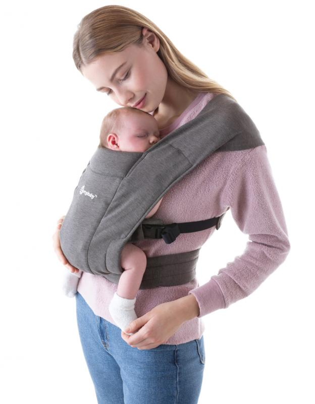 Ergobaby Embrace Bärsele Heather Grey