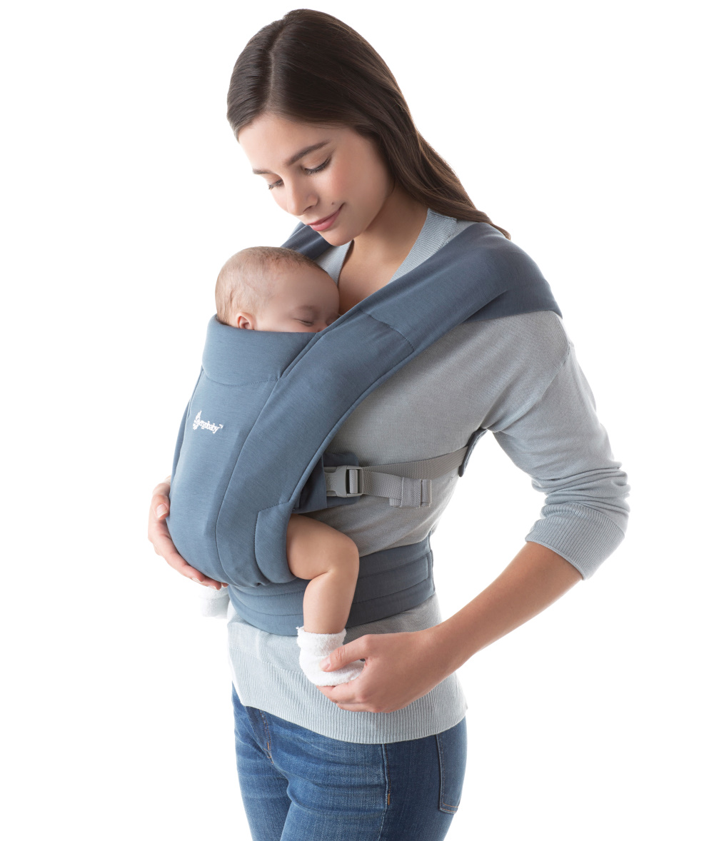 Ergobaby Embrace Bärsele Oxford Blue
