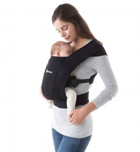 Ergobaby Embrace Bärsele Pure Black