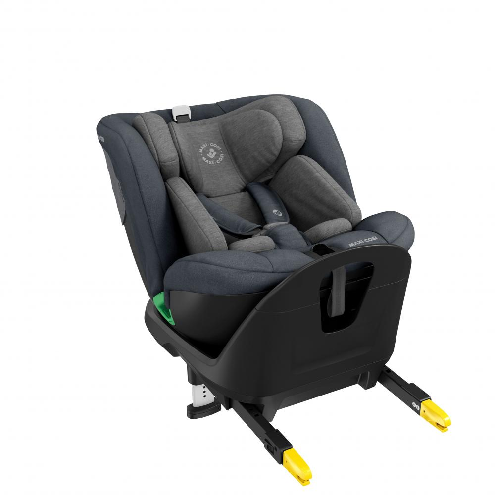 Maxi Cosi Emerald Authentic Graphite i-Size 0-7 år