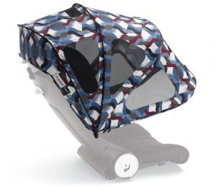 Bugaboo Bee 5 Breezy Solsufflett Waves