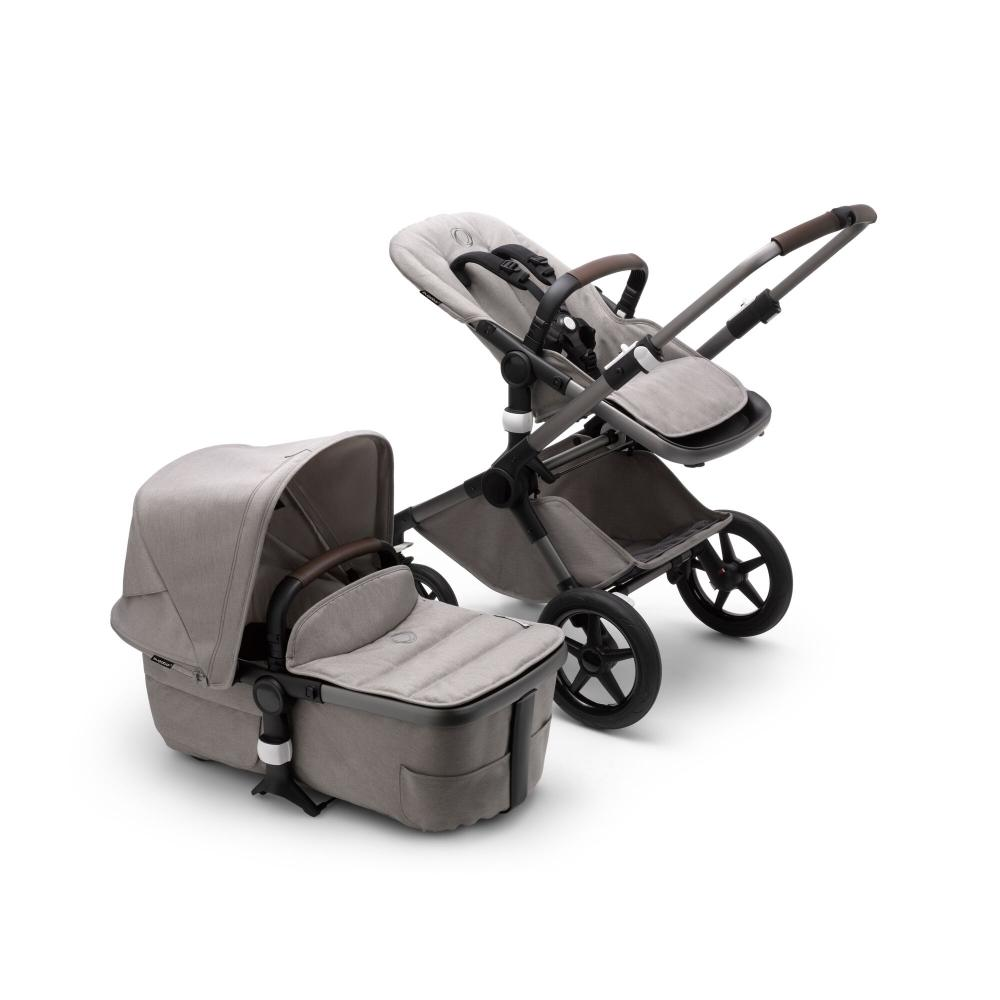 Bugaboo Fox 3 Mineral Collection Light Grey