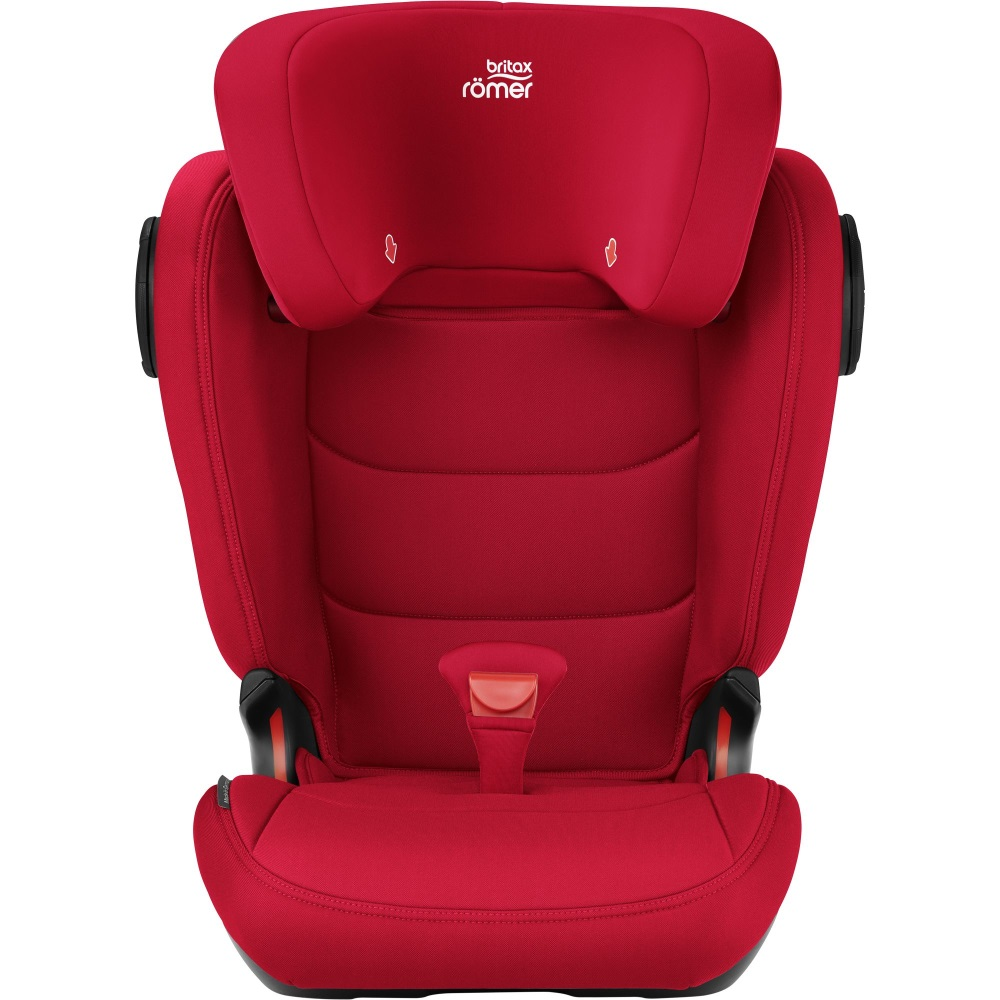 Britax Kidfix lll M Fire Red