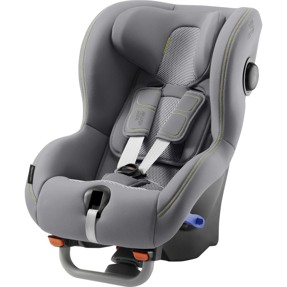 Britax Max-Way Plus 9-25 kg Cool Flow Silver
